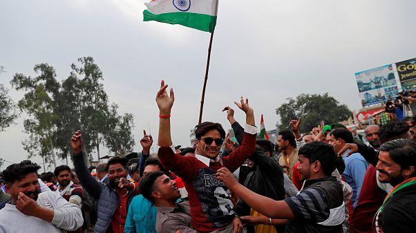 La liberación del piloto indio no rebaja la tensión con Pakistán