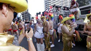 رژه دگرباشان جنسی در سیدنی