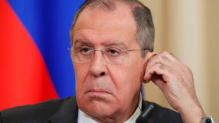 Lavrov: Venezuela'nın iç işlerine karışarak uluslararası hukuku çiğneyen ABD'yi kınıyoruz