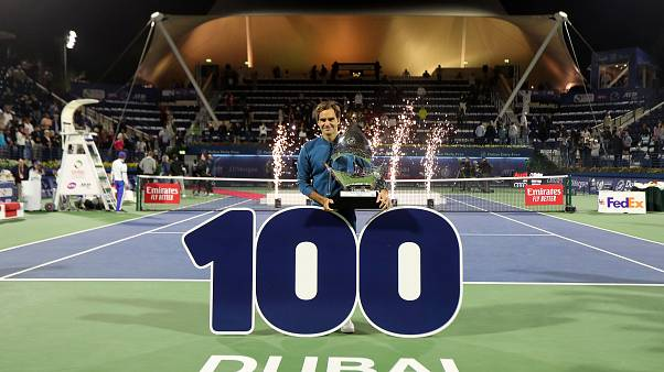 Роджер Федерер - 100 раз лучший