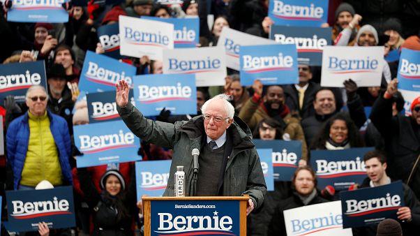 Sanders kicks off 2020 presidential campaign