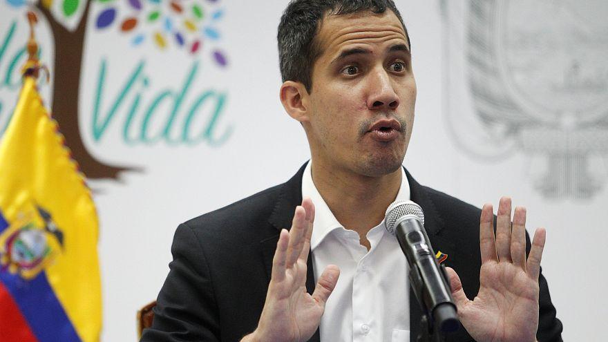 خوان غوايدو سيعود لفنزويلا من الإكوادور