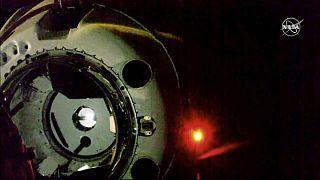 کپسول دراگون به ایستگاه فضایی بینالمللی رسید