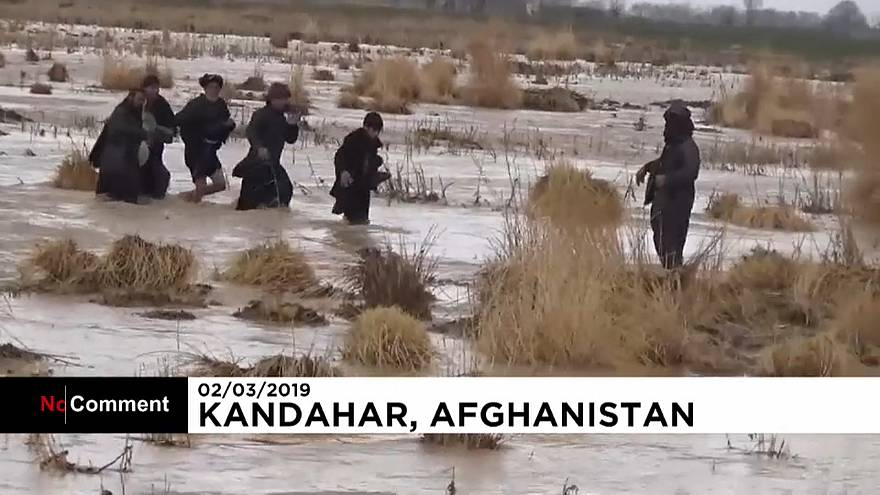 Floods in Kandahar, Afghanistan