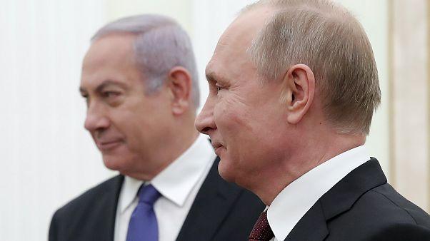 اسرائیل و روسیه برای خروج نیروهای خارجی از سوریه همکاری میکنند