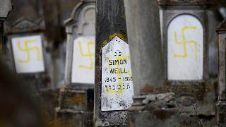 """L'Alsace confrontée à la """"haine"""" antisémite"""