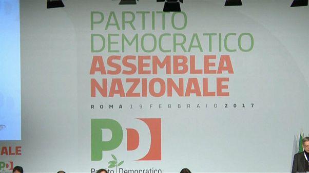 Итальянские демократы выбирают лидера