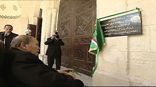 Argelia: depositada la candidatura de Buteflika para las presidenciales
