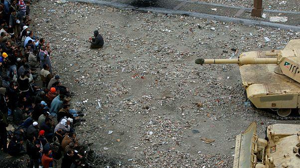 تظاهرات سال ۲۰۱۱ در مصر
