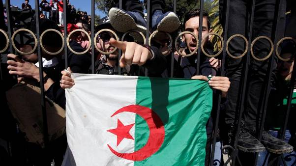 Candidates in Algerian election must submit papers in person - commission