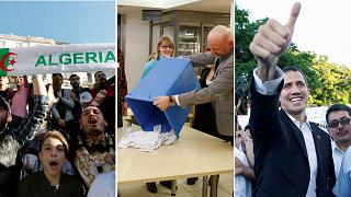 Estonia election results and migrants detained | Europe briefing