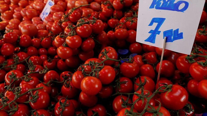 Türkiye'de enflasyon şubat ayında da yükseldi; yıllık bazda yüzde 19,76 oldu