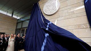 ABD, büyükelçiliğini Tel Aviv'den Kudüs'e taşımıştı