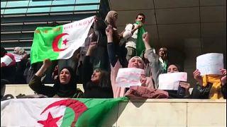 Algéria: Az elnök újra jelölteti magát, de aztán félreáll