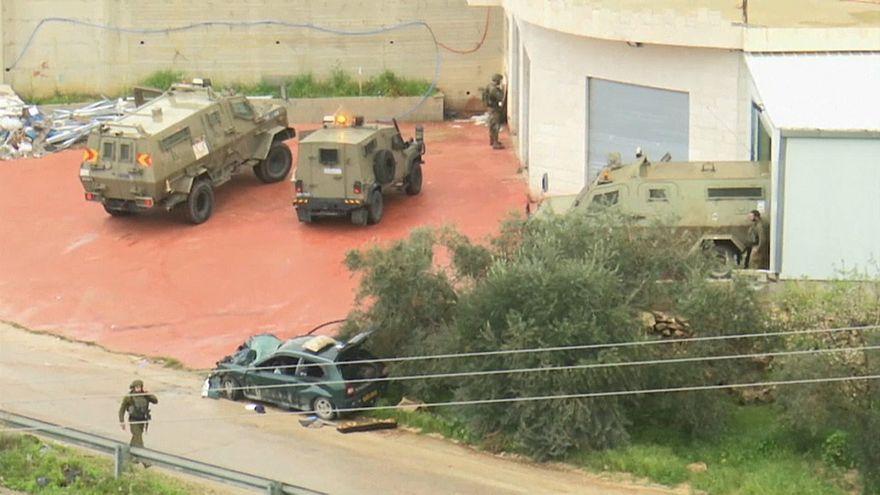 موقع دهش الجنديين بالقرب من رام الله