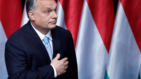 Orban's billboard row provokes anti-Semitism accusations and 'Momentum' pushback