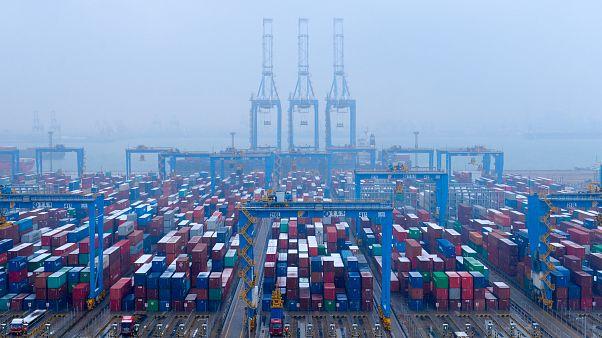 ABD'nin dış ticaret açığı son on yılın zirvesini gördü