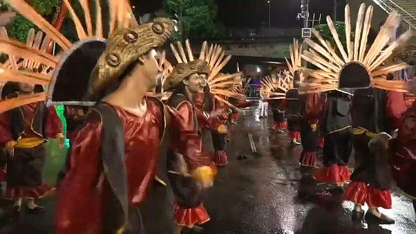 Rio de Janeiro erlebt in diesen Tagen den weltberühmten Straßenkarneval