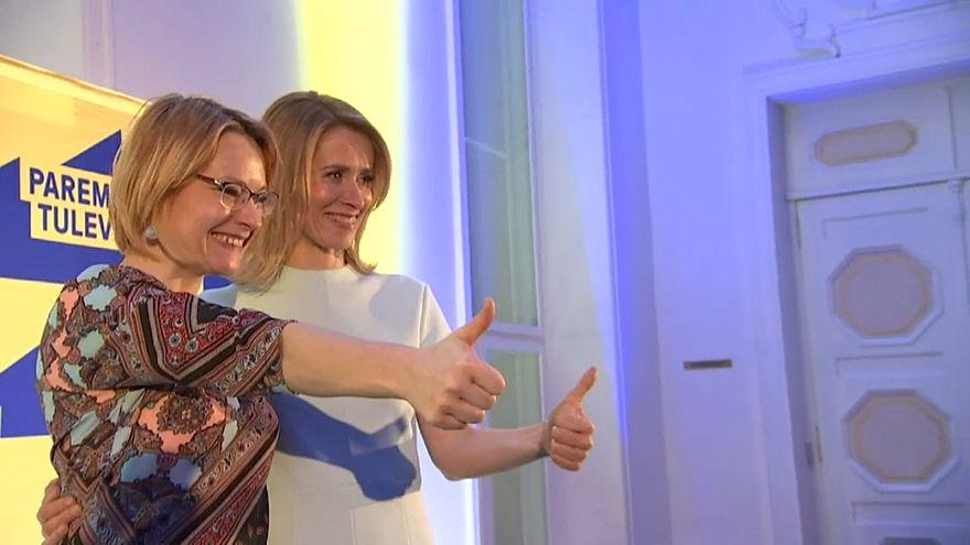 Oposição de centro-direita ganha eleições na Estónia