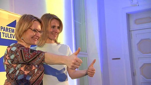 Machtwechsel in Estland - Liberale Oppositionspartei gewinnt Parlamentswahl