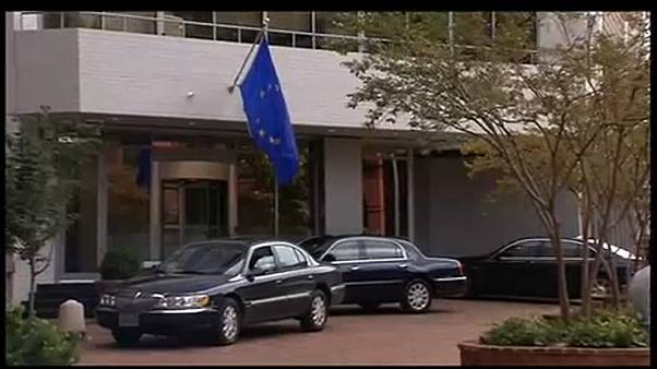 EEUU devuelve el estatuto diplomático a la misión de la UE en  Washington