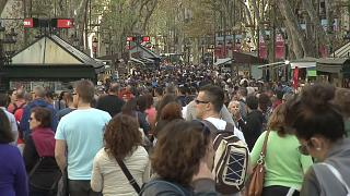 Febrero dejó más parados y más cotizantes en España