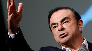 Automanager Ghosn gegen eine Kaution von 1 Mrd. Yen aus U-Haft entlassen