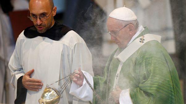 Papa autoriza abertura de arquivos do tempo do Holocausto