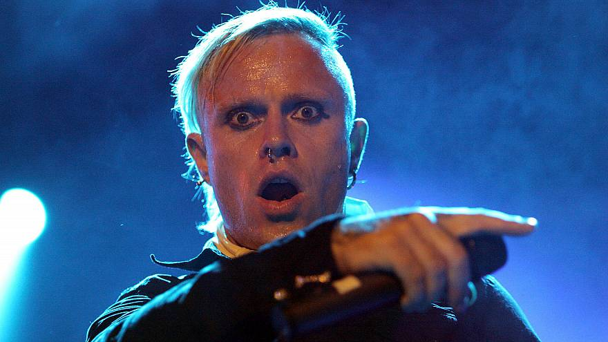 Keith Flint, iconic frontman of British band The Prodigy, found dead at home in Essex