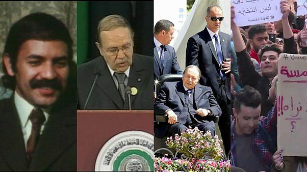 Bouteflika, il candidato senza tempo