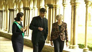 Caso Skripal: May un anno dopo a Salisbury