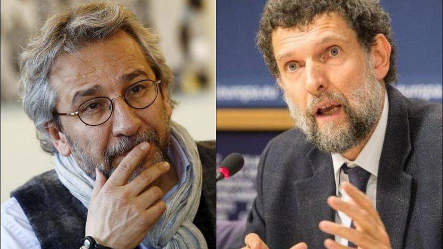 Kavala ve Dündar dahil 16 kişiye müebbet isteyen iddianame mahkeme tarafından kabul edildi