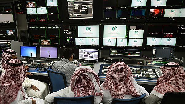 """من مكاتب """"إس بي سي"""" السعودية"""