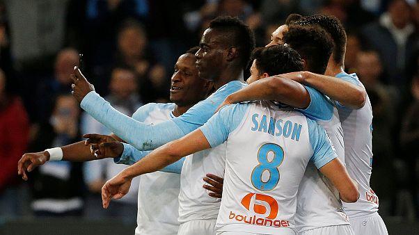 Marseille: Balotellis viraler Torjubel