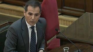 El exsecretario de Estado de Interior José Antonio Nieto afirma que no hubo cargas policiales el 1-O