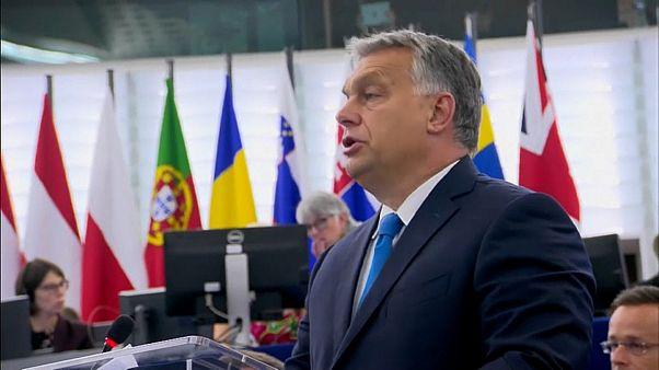 El Partido Popular Europeo baraja la expulsión de Fidesz