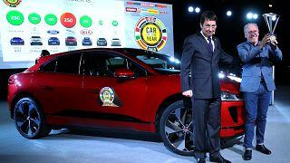 Электрокроссовер от Jaguar назван автомобилем года в Европе