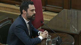 """Torrent recalca que la Mesa del Parlament """"no es un órgano censor"""""""