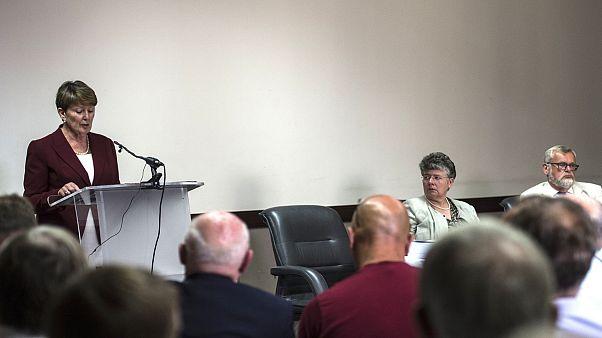 جلسه بررسی تحقیق آزار جنسی در بریتانیا
