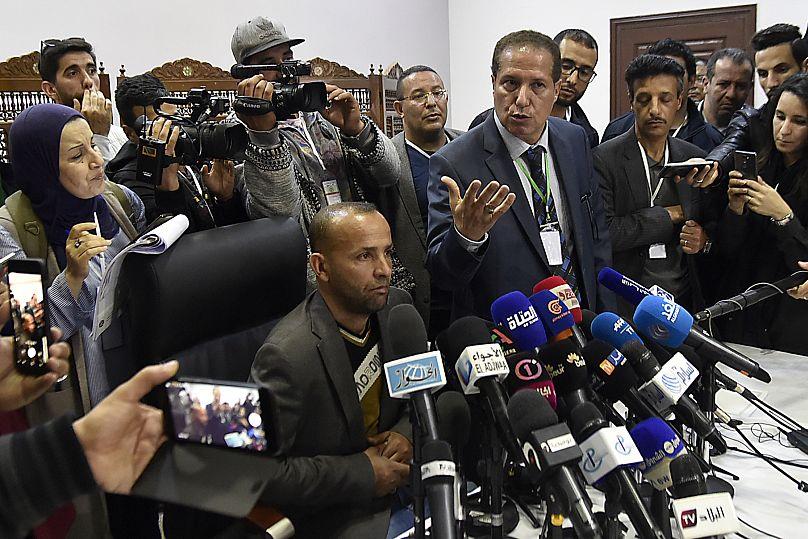 RYAD KRAMDI / AFP