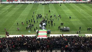 PFDK'dan Amedsporlu Mansur Çalar'a ömür boyu futboldan men cezası