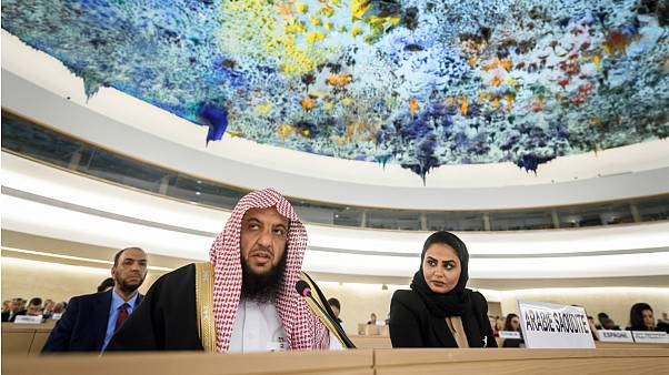 عربستان در اجلاس حقوق بشر سازمان ملل