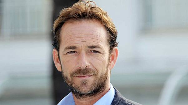 Luke Perry, Cannes, 10/5/2010