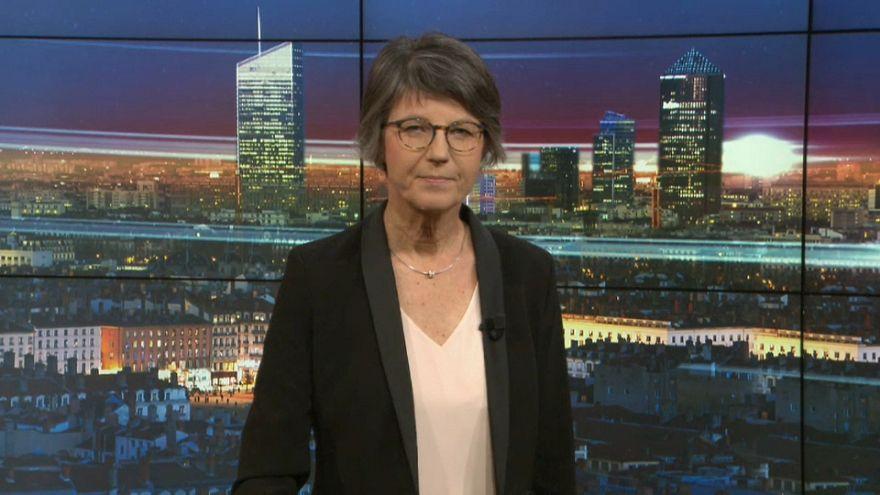 Euronews am Abend - am 4. März, dem stürmischen Rosenmontag