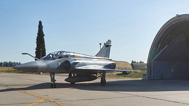 Πρώτοι και πάλι στο ΝΑΤΟ οι Έλληνες πιλότοι μαχητικών
