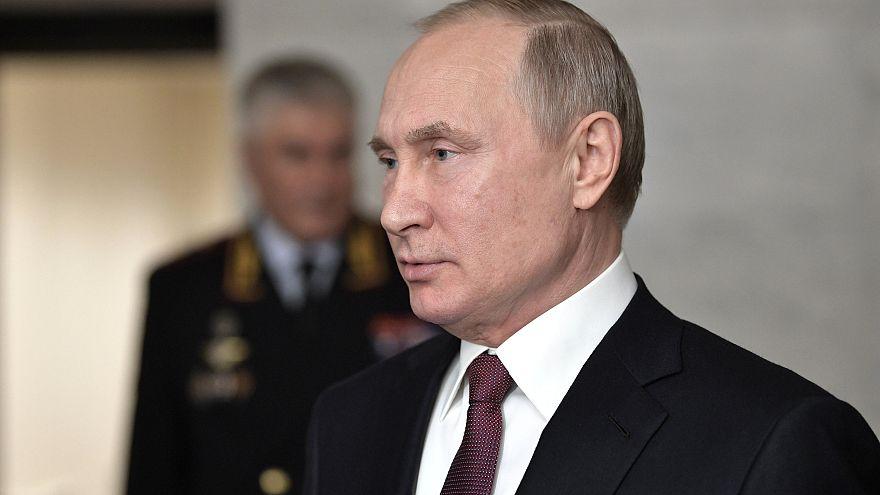 Η Ρωσία ανέστειλε τη συμμετοχή της στη συνθήκη για τα πυρηνικά