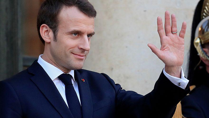 Macron pour une Europe forte, unie et souveraine