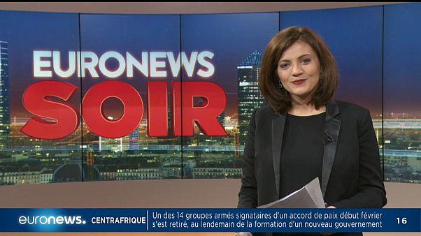 Euronews Soir : l'actualité du 4 mars