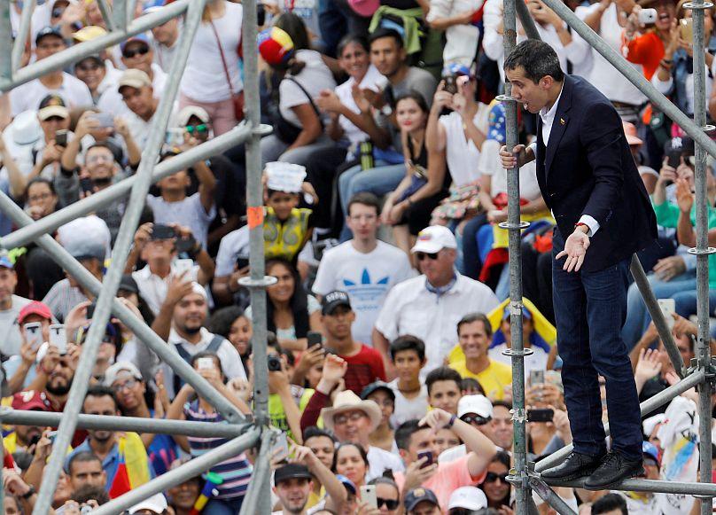 REUTERS/Manaure Quintero