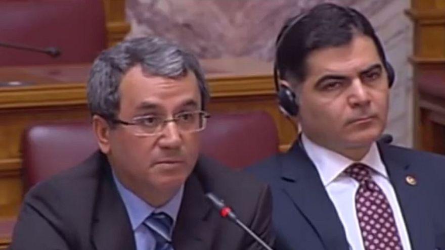 Προκλητική τοποθέτηση Τούρκου βουλευτή μέσα στην ελληνική Βουλή